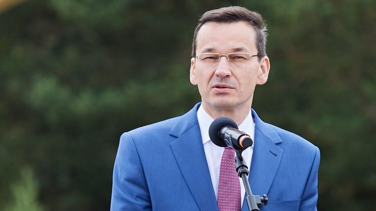 Morawiecki: chcemy wzmacniać strategiczny sojusz z USA, ale wszystko musi nam się opłacać