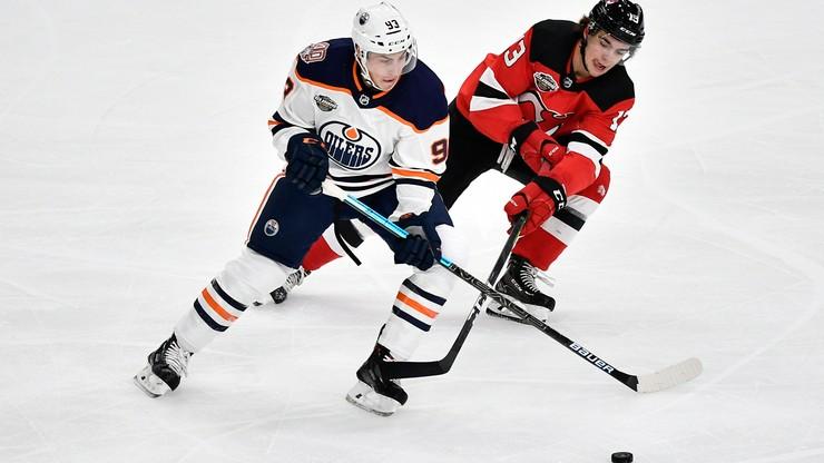 NHL: Devils wciąż niepokonani