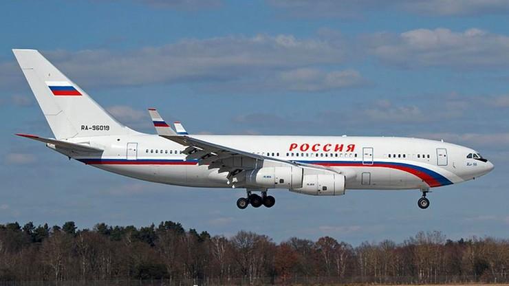 Do Rosji odleciał samolot z 35 dyplomatami i ich rodzinami