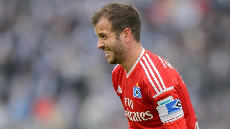 Van der Vaart zakończył piłkarską karierę