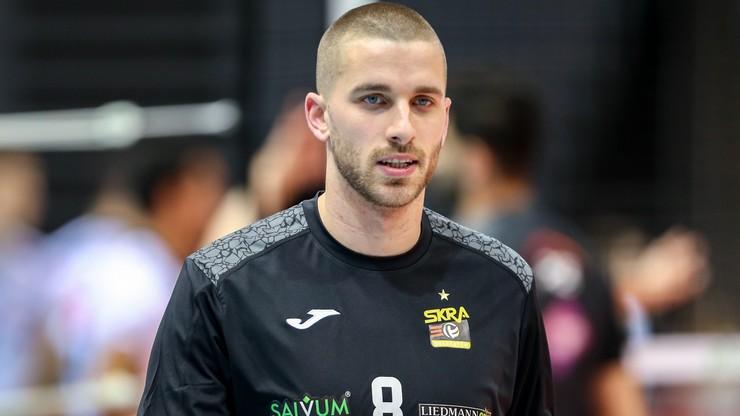 Milan Katić: Chciałem zakończyć przygodę z PGE Skrą z medalem na szyi