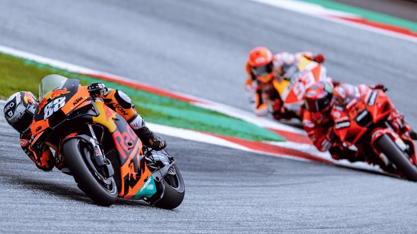 MotoGP. GP Austrii: Transmisja TV i stream online