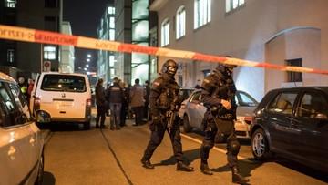 Trzech rannych w strzelaninie w ośrodku islamskim w Zurychu. Trwa pościg