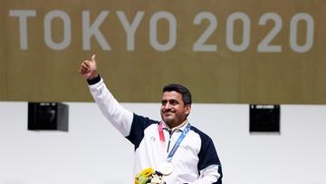 Tokio 2020: Foroughi najstarszym w historii irańskim medalistą
