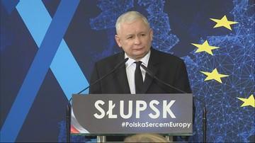 Kaczyński: jesteśmy gotowi uchwalić ustawę, która ujawniłaby majątek współmałżonków polityków