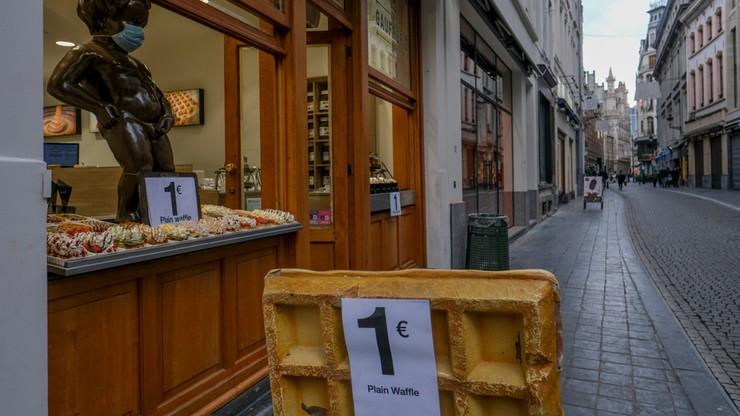 Lockdown w Belgii. Na sześć tygodni