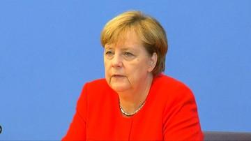 Angela Merkel: otwarcie granic dla uchodźców było słuszną decyzją