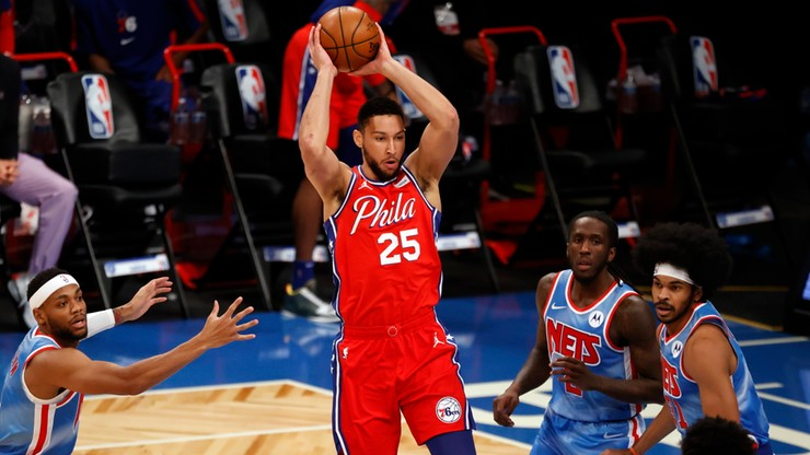 NBA: Porażki LA Lakers i Philadelphii 76ers