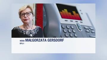 Małgorzata Gersdorf leczy się na koronawirusa. Sprowadziła amantydynę z Niemiec
