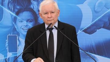 """Kaczyński odchodzi? """"Niewykluczone, że zrobimy wcześniejsze wybory"""""""