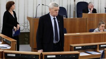 Karczewski: nie ma możliwości reasumpcji głosowania ws. senatora Koguta
