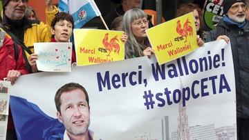 Kukiz do premiera Walonii: dziękujemy za sprzeciw wobec CETA