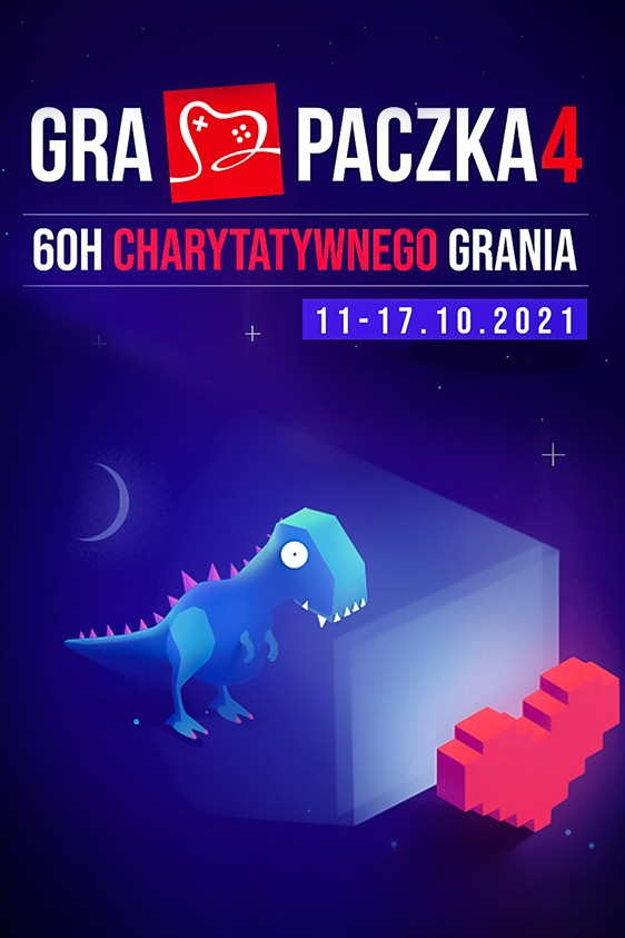 2021-10-09 Gra Paczka po raz czwarty. Co nowego w trakcie eventu?