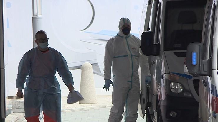 Nowe przypadki koronawirusa. Zmarło ponad 450 osób