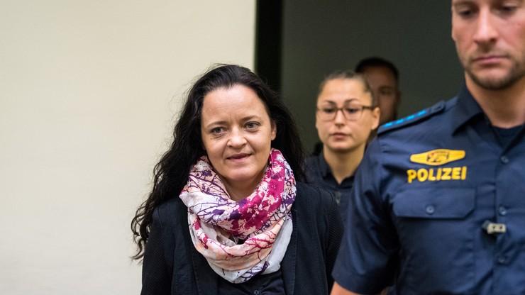 Neonazistka skazana na dożywocie. Była oskarżona o współudział w zabójstwie m.in. ośmiu Turków
