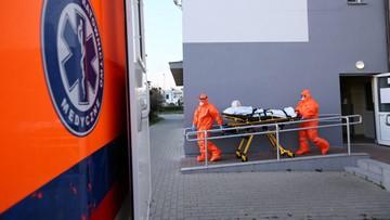 Ponad 100 nowych przypadków zakażenia koronawirusem w Polsce. Zmarły cztery kolejne osoby