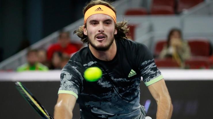 ATP w Pekinie: Tsitsipas rywalem Thiema w finale