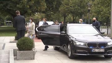 Wizyta wiceszefowej KE w Polsce. Spotkała się z premierem i RPO