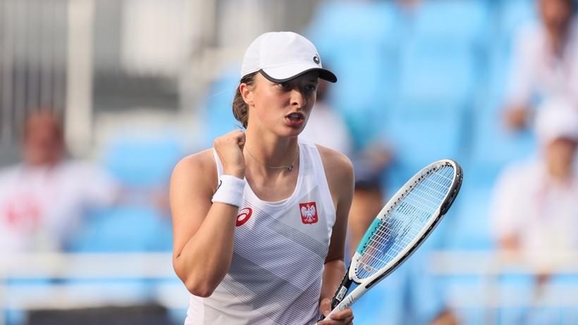 Ranking WTA: W czołówce bez zmian, Iga Świątek nadal ósma