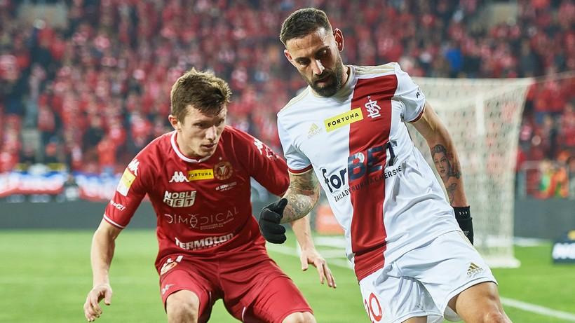 Fortuna 1 Liga: Widzew Łódź - ŁKS Łódź. Skrót meczu (WIDEO)