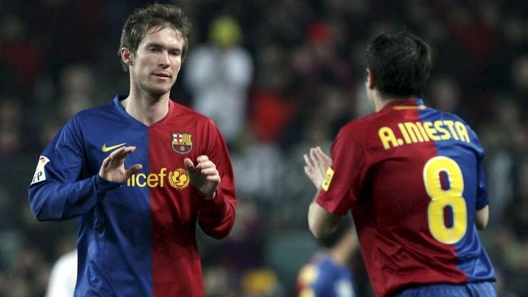 Szokujące słowa byłego piłkarza Barcelony!