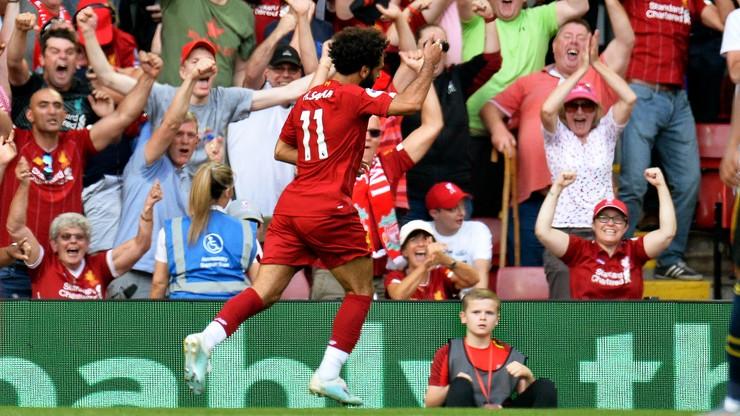 Hit Premier League dla Liverpoolu! Dwa gole Salaha