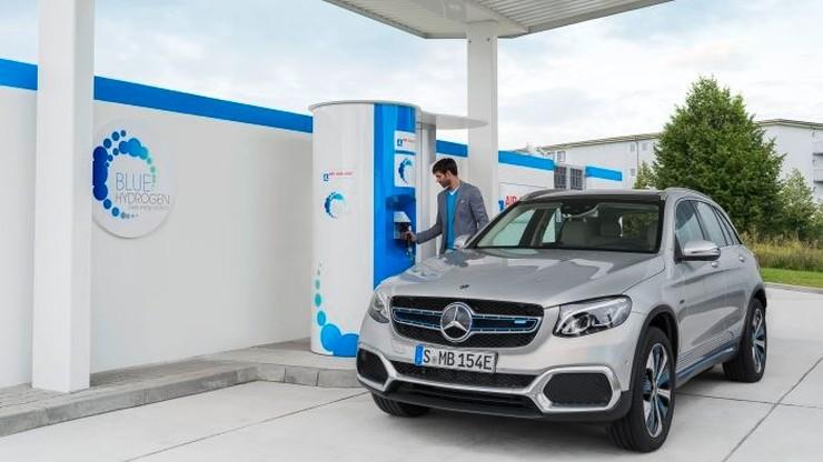 Pierwsze wodorowe Mercedesy trafią do klientów już w październiku