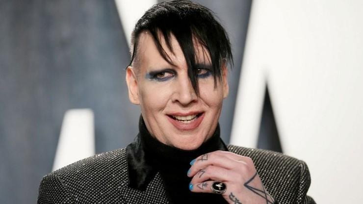 Policja wydała nakaz aresztowania Marilyna Mansona