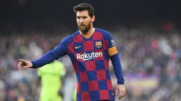 Messi przygotowuje się do nowego sezonu. Za nim pierwszy trening z FC Barcelona