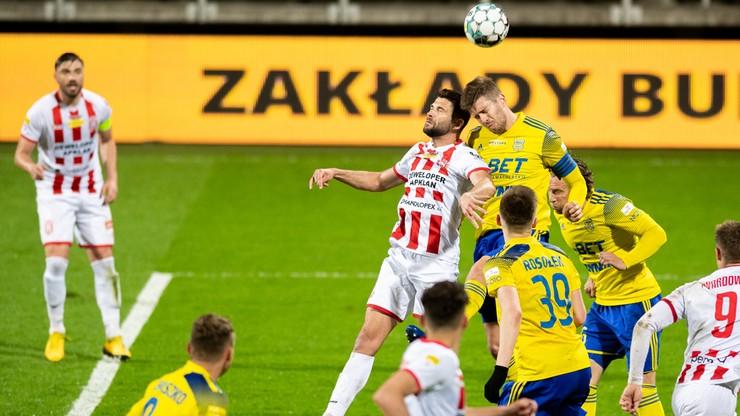 Fortuna 1 Liga: Arka bliżej awansu, Resovia wciąż broni się przed spadkiem