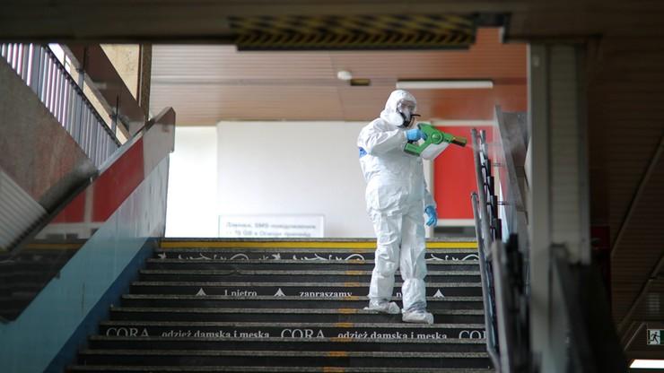 Kolejne ofiary koronawirusa w Polsce. 254 nowe przypadki