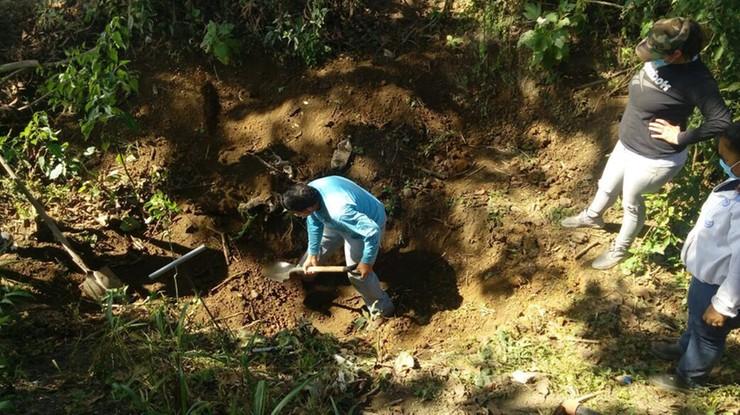 Drastyczne znalezisko w Meksyku. Może chodzić o ofiary karteli narkotykowych