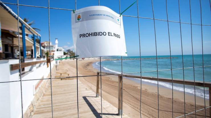 Hiszpania: 605 zgonów zakażonych koronawirusem w ciągu doby