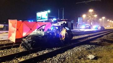 Śmiertelne zderzenie z pijanym kierowcą w Łodzi. Na liczniku 140 km/h