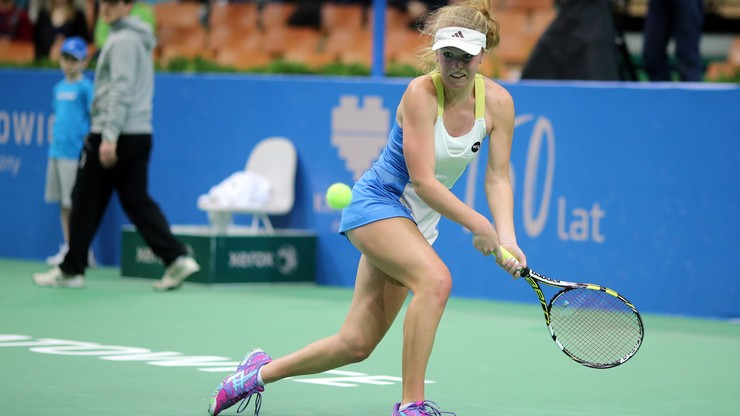 Magdalena Fręch zakażona koronawirusem. Nie zagra w kwalifikacjach do Australian Open