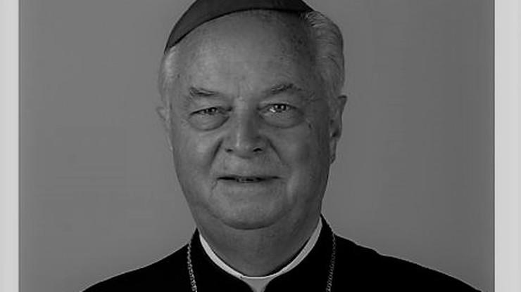Zmarł biskup Adam Dyczkowski. Był w ciężkim stanie po koronawirusie