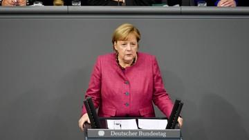 """Kanclerz Merkel o zaostrzeniu ograniczeń: """"jesteśmy w dramatycznej sytuacji"""""""