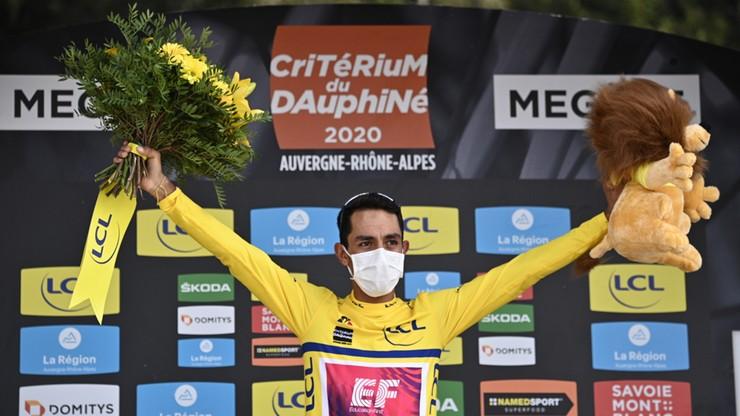 Criterium du Dauphine: Kuss wygrał etap, Martinez triumfatorem wyścigu