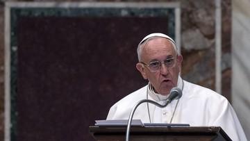 Franciszek pobłogosławił internautów. Przez internet