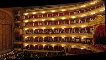 Wypadek w Teatrze Bolszoj. Dekoracja zabiła artystę