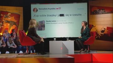 Byłam do tego szkolona - Klaudia Jachira będzie przemawiać w Sejmie, nawet jeśli wyłączą mikrofon