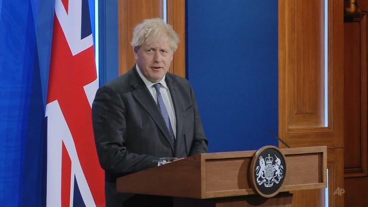 """Wielka Brytania. Premier Johnson zapowiada lek na koronawirusa. """"Trzecia linia obrony"""""""