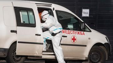 """Rosyjska szczepionka na Covid-19. """"Skuteczność 92 proc."""""""