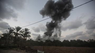 """Strefa Gazy: uzgodniono nowy rozejm palestyńsko-izraelski. Ma zapewnić """"powrót ery spokoju"""""""