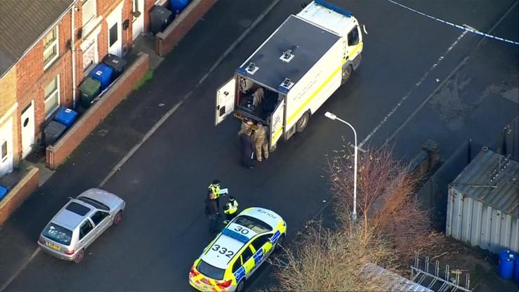Zatrzymano czterech podejrzewanych o planowanie zamachu w Wielkiej Brytanii