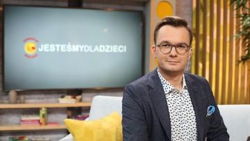 """""""Będą łzy radości i wzruszenia"""". Od niedzieli """"#JesteśmyDlaDzieci"""" - nowy program w Polsat News"""