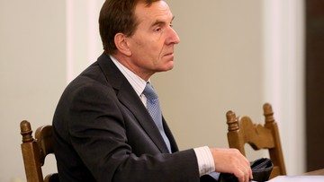 """Komisja śledcza ds. Amber Gold - prokurator Niesiołowski """"nie pamięta sprawy"""""""