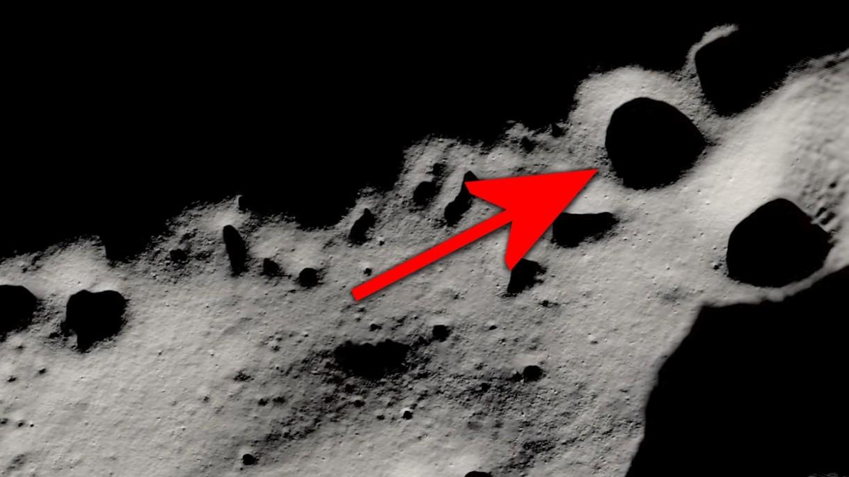 NASA pokazała piękne ujęcia na południowy biegun Księżyca. Tam powstaną bazy [WIDEO]