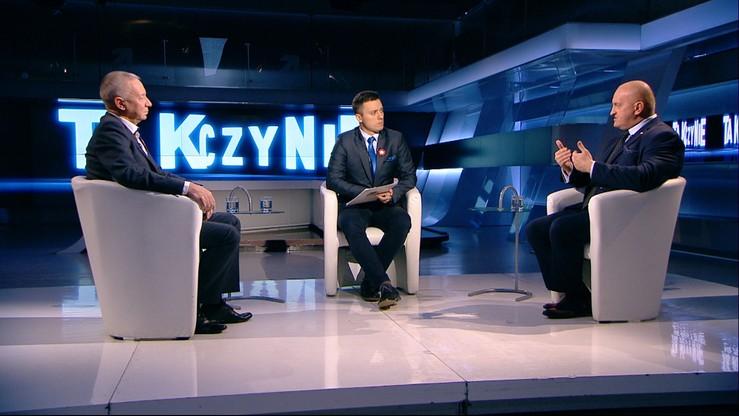 """""""Niepodległa Polska to jest rzecz dobra"""". Dyskusja o wspólnym marszu niepodległości w """"Tak czy Nie"""""""