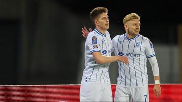 PGE FKS Stal Mielec - Lech Poznań 1:3. Skrót meczu